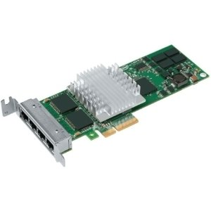 Intel - Intel PRO/1000 PT Quad Port LP Server Adapter