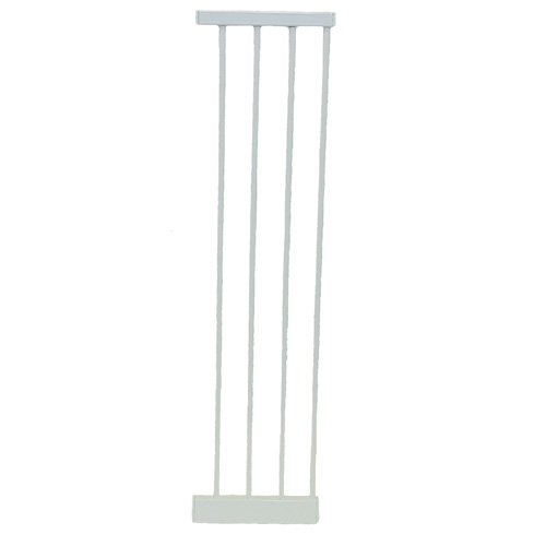 "guzzie+Guss G+G 320 8"" Gate Extension for G+G 301, White"