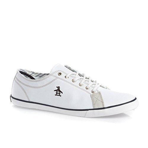 original-penguin-brewton-zapatillas-de-lona-para-hombre-blanco-blanco-color-blanco-talla-395