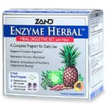 Zand Enzyme Herbal Meal Digestive Kit with Fiber 1 kit