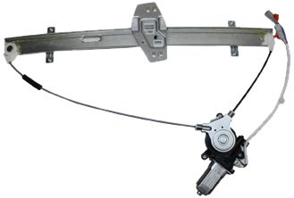 TYC 660124 Honda Odyssey Front Driver Side Replacement Power Window Regulator Assembly with Motor