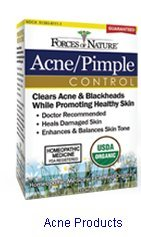 Forces of Nature Acne and Pimple Control, 11 Gram