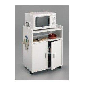 Meka block mueble auxiliar cocina microondas for Mueble auxiliar microondas