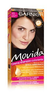 Movida Shampoo Color N 45 Castano Scuro