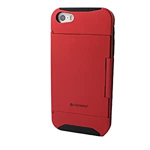 Amazon Red Business Credit Card Holder Stand Silicone
