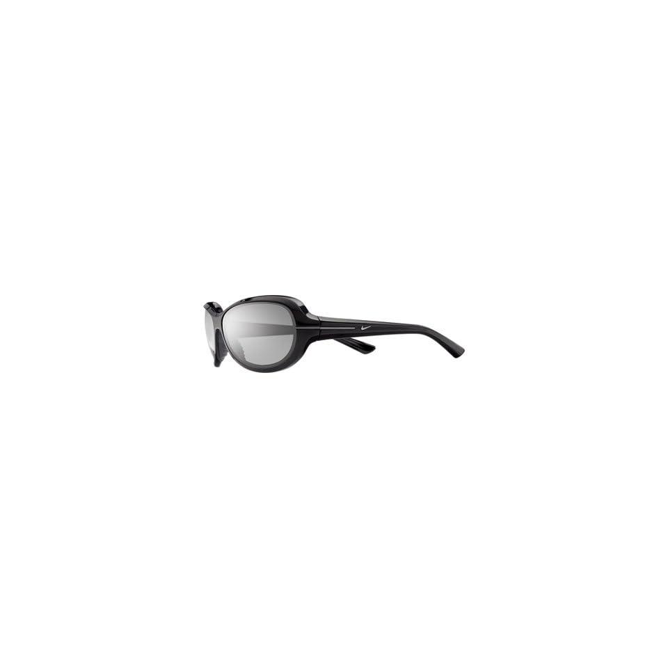 a412c3ce1d0b Nike Scene Stealer Sunglasses GlossBlack Frame w/ Grey Max Polarized Lens  EV0377 001