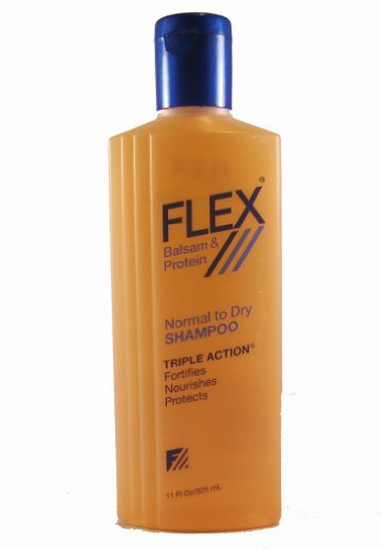 Amazoncom Flex Shampoo Frequent Use With Balsam And