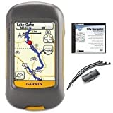 Garmin Dakota 10 2.6-Inch Touchscreen Handheld GPS Navigator (Bike and Hike Bundle)