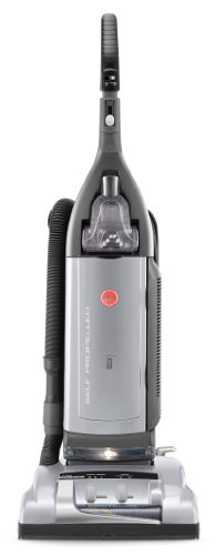 Hoover TurboPower WindTunnel Anniversary Upright Vacuum with Pet-Hair Tool, Self-Propelled, Bagged, UH50000