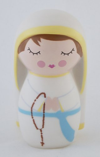 Our Lady of Lourdes Collectible Vinyl Doll