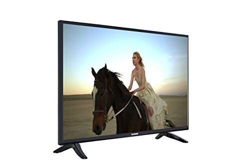 "109.22 cm (43 "") LED(1920x1080), 300cd/m2, 100000:1, 8ms, DVB-T2/C, 2x 8W, HDMI, SCART, VGA, USB 2.0, CI+, 10kg, Nero"