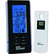 Minder ResearchMRI-211MXWireless Weather Station-WIRELESS WEATHER CENTER
