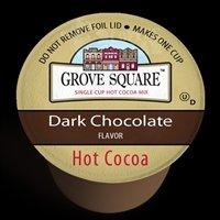 Grove Square DARK CHOCOLATE Hot Cocoa - 12 cups