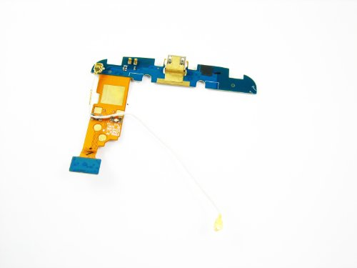 For Lg Google Nexus 4 / E960 ~ Usb Connector Charging Port + Microphone Flex Cable ~ Mobile Phone Repair Part Replacement