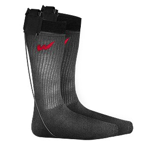 Warmthru Rechargeable Battery Heated Socks - GREY