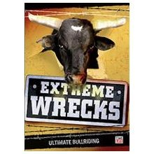 Cover art for  Extreme Wrecks: Ultimate Bullriding
