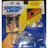 Jose Canseco 1992 Starting Lineup