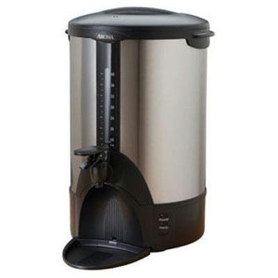 Aroma Acu140S 40-Cup Stainless Steel Coffee Urn