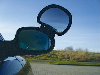 Milenco Aero Blind Spot Towing Mirror E Rated. Fits all cars, vans, motorhomes amd 4x4s.