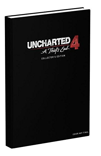 Uncharted 4: A Thief's End Collector's Edition Guide - Das offizielle Lösungsbuch
