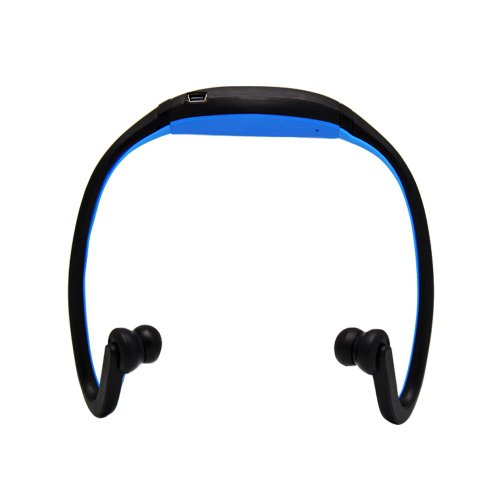 Electronic4Sale New Wireless Sports Bluetooth Headphones Earphone For Cell Phone - Blue
