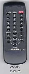 TOSHIBA ORIGINAL Remote Control CT-9873