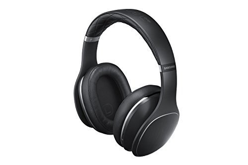 Samsung Level Over Noise Cancelling Wireless Headphones - Retail Packaging - Black