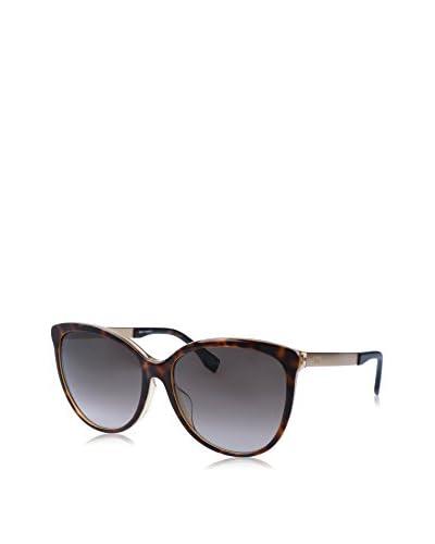 Fendi Sonnenbrille Ff 0095/F/S (53 mm) braun