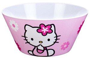 Hello Kitty Cone Melamine Bowl