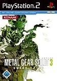 echange, troc Metal Gear Solid 3: Snake Eater [import allemand]