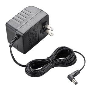 Plantronics Inc 80090-05 Adapter Switcher Univ 9V Right Angle Plug 80090-05