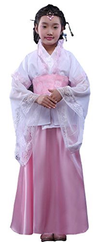 Chinese Ancient Stage Costumes Women's&Girl's Dress Halloween Cosplay