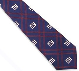 Eagles Wings New York Giants Woven Polyester Tie - New York Giants One Size (Ny Giants Tie Clip compare prices)