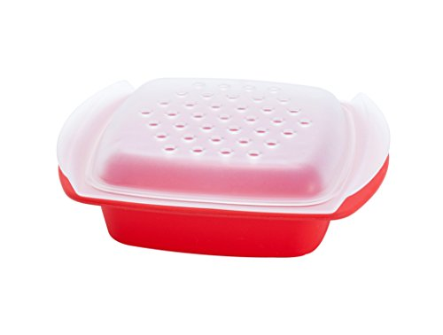 Idelice CU522 760A Saveur en silicone - rouge tomate