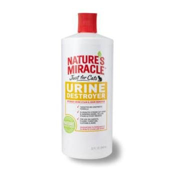 Just for Cat Urine Destroyer Cat Remover