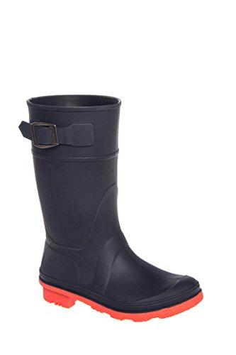 Unisex Kid's Raindrops Rain Boots