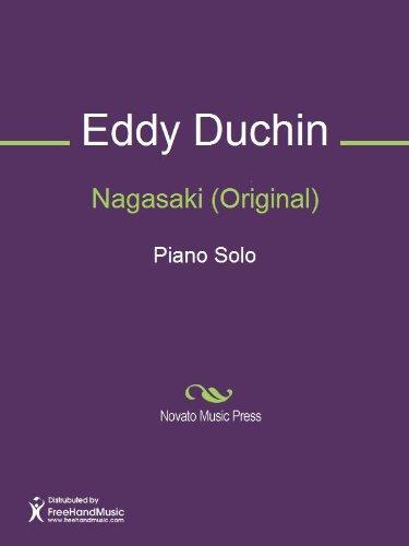 Nagasaki (Original) Sheet Music (Piano Solo)