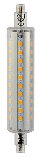 BEGHELLI lampada led 56140 - R7S ECOLED lunga 118MM 16W 2700K 2000 lumen. La lampada LED R7s che sostituisce le tradizionali Alogene!