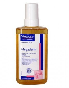 Artikelbild: Virbac Megaderm 250ml