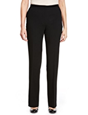 Classic Easy Care Straight Leg Trousers