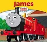 Thomas & Friends: James (My Thomas Story Library)