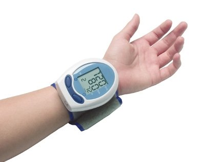 Cheap HealthTeam Automatic Digital Wrist Blood Pressure Monitor, SPHYG WRIST STYLE, 1EA (HT8250)