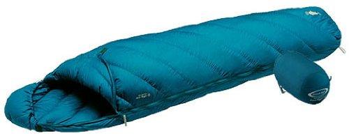 モンベル(mont-bell) 寝袋 UL.スパイラル アルパイン ダウンハガー 800 #3 バルサム [最低使用温度1度] 1121797 BASM