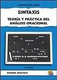 Sintaxis Teoría