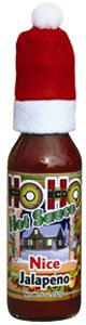Ass Kickin Ho Ho Hot Sauce Nice Jalapeno by Ass Kickin