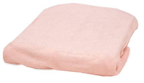 Rumble Tuff Bamboo Viscose Terry Changing Pad Cover, Pink