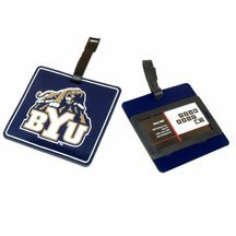 Brigham Young (BYU) Cougars Bag / Luggage Tag (Set of 3)