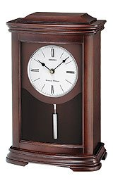 Seiko Clocks Mantel clock #QXQ013BLH