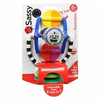 Sassy Fascination Station 2 in 1 Infant Toy by Sassy that we recomend personally.