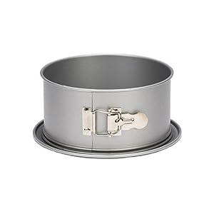Patisse Silver-Top Extra High Leakproof Base Springform Nonstick Pan